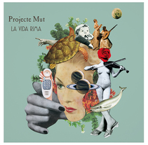 La vida rima - Projecte Mut. A Illustration, Packaging, Product Design, and Collage project by Rebeka Elizegi  - RBK collage - 26-10-2017