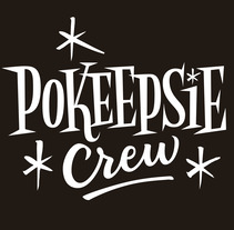 Pokeepsie Films / Crew. A Lettering project by Ivan Castro - 26-10-2017