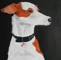 Animales. A Illustration, Character Design, Fine Art, and Painting project by Eva Núñez Rodríguez         - 26.10.2017