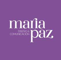Identidad gráfica personal. Um projeto de Design e Design gráfico de María Paz Pagnossin         - 27.10.2017