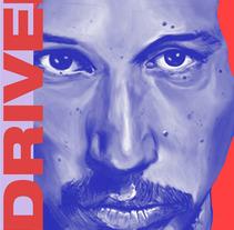 Portraits / Ilustración. A Illustration, and Graphic Design project by Celia Rodríguez Marín         - 01.11.2017