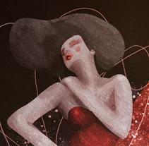 Cabaret. Un proyecto de Diseño, Ilustración y Dirección de arte de Pedro Alón         - 29.10.2017