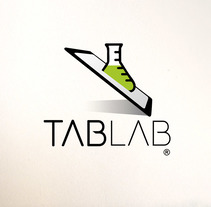 Logotipo TABLAB. A Graphic Design project by Martin Batres - 03-11-2017