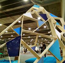 LA OLA - Espacio de descanso. A Interior Architecture, Interior Design, and Product Design project by Javier Gómez Rodríguez         - 14.11.2017