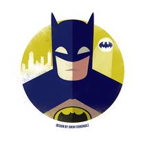 Batman. Um projeto de Design, Ilustração, Artes plásticas, Design gráfico, História em quadrinhos, Cinema e Ilustración vectorial de Jokin Fernández - 15-11-2017
