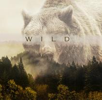 Wild. Um projeto de Design gráfico de Diego Delgado Elguera         - 16.11.2017