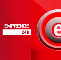 Producción Emprende TVE. Um projeto de Produção de Andriela Acosta         - 01.01.2017