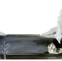 Paisajes. A Illustration project by Sol Rodriguez         - 18.11.2017