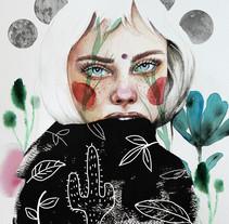 Lo voy a titular: Oculta entre la niebla.. A Fine Art project by Marta P. Hotographer - 20-11-2017