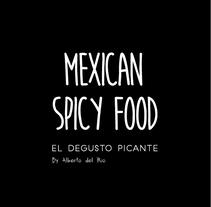 Mexican Restaurant. Un proyecto de Diseño de juvillanuevacarrasco         - 17.12.2017