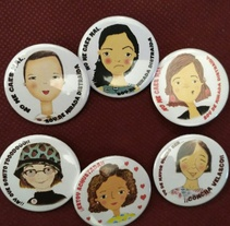 Chapas personalizadas. A Crafts project by Africa Pando Acedo         - 27.12.2017