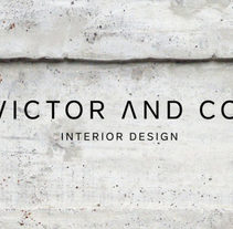 VICTOR AND CO.. A Art Direction, Br, ing, Identit, and Editorial Design project by Buri ®         - 23.01.2018