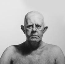 Dibujo Retrato. A Fine Art project by Diego Catalan Amilivia         - 04.02.2018