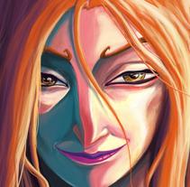 Diseño Girl Warriors. Un proyecto de Ilustración y Diseño de personajes de Marc Salayet Prat         - 05.03.2018