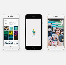 Renovación imagen corporativa Talentum. A Br, ing, Identit, Editorial Design, and Graphic Design project by lydia_carsanz         - 20.03.2017