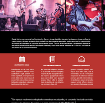 Diseño web (Bocetos para clientes). Un proyecto de Diseño Web de Ana Margarita Martinez Roa         - 30.01.2018