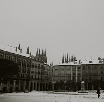 Burgos. A Photograph project by Maria Hibou         - 02.03.2018