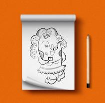 Friends around the world. Un proyecto de Ilustración, Animación y Diseño de personajes de Mila Chirolde         - 07.03.2018