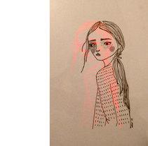 Girls. Um projeto de Ilustração de Ester Llamazares         - 13.03.2018