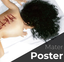 Póster Mater. A Graphic Design, and Digital retouching project by javierdiaz_jpg         - 14.03.2018