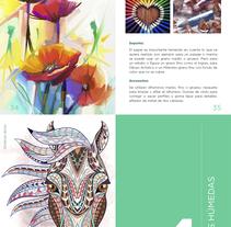 Manual Bellas Artes (muestra). Um projeto de Design gráfico de Amaya Victoria García Gómez         - 15.03.2018