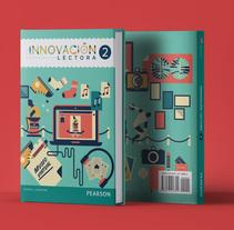 Innovación Lectora Secundaria. Un proyecto de Ilustración, Br, ing e Identidad e Ilustración vectorial de Cherry Bomb Design Studio         - 01.12.2014