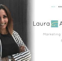 Mi Proyecto del curso: Creación de web de Marca Personal. Um projeto de Br e ing e Identidade de Laura García Arias         - 26.03.2018