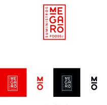 Megaro foods estrategia de marca para planta de cortes de carnes y su marca comercial . Um projeto de Design, Design editorial e Design gráfico de Fabian L. García Acevedo         - 31.03.2018