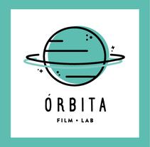 Órbita Film. Un proyecto de Fotografía, Br, ing e Identidad, Diseño gráfico y Packaging de María Prego         - 02.04.2018