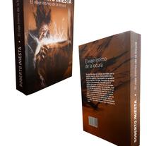 Re-edición portada libro. Un proyecto de Diseño de Ani González Moreno         - 16.04.2018