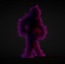 MONSTER NO BAILONGO. Un proyecto de 3D y Animación 3D de José Luis Morán         - 25.04.2018