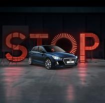 Hyundai i30. A Interactive Design project by kanitres         - 26.04.2018
